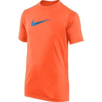 koszulka tenisowa chłopięca NIKE LEGEND SHORTSLEEVE TEE / 380969-853