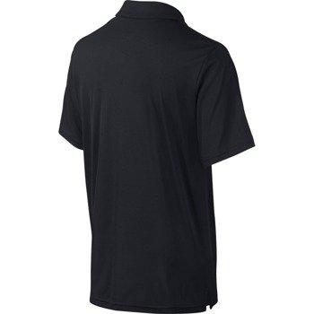 koszulka tenisowa chłopięca NIKE TEAM COURT POLO / 642071-010