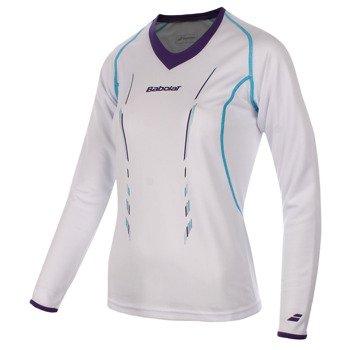 koszulka tenisowa damska BABOLAT LONGSLEEVES MATCH PERFORMANCE / 41S1457-101