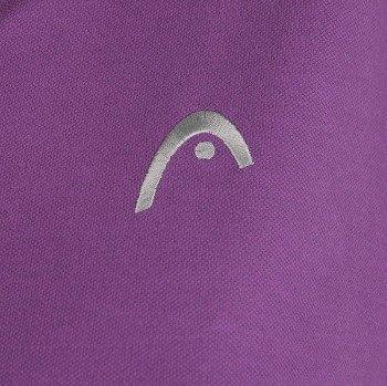 koszulka tenisowa damska HEAD CLUB POLO SHIRT / 814372-VI