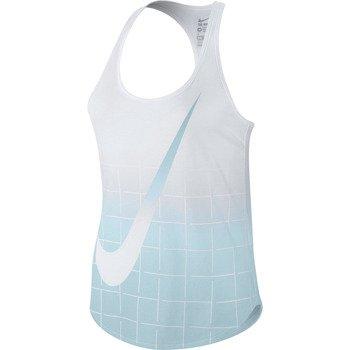 koszulka tenisowa damska NIKE CONTENDER GRID FADE TANK / 646572-101