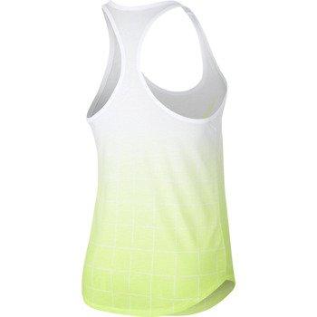 koszulka tenisowa damska NIKE CONTENDER GRID FADE TANK / 646572-103
