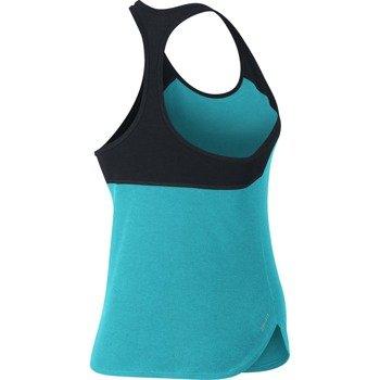 koszulka tenisowa damska NIKE DRY TANK SLAM / 728719-418