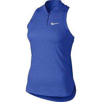 koszulka tenisowa damska NIKE PREMIER ADVANTAGE POLO / 728818-439