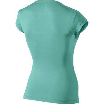 koszulka tenisowa damska NIKE PURE SHORTSLEEVE TOP / 425957-405