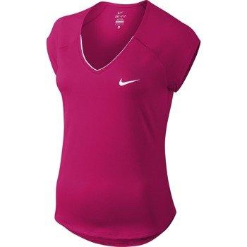 koszulka tenisowa damska NIKE PURE TOP / 728757-675