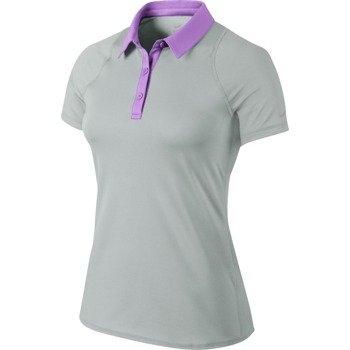 koszulka tenisowa damska NIKE SPHERE SHORTSLEEVE POLO / 599042-076