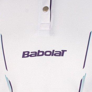 koszulka tenisowa dziewczęca BABOLAT POLO MATCH PERFORMANCE / 42S1433-101