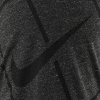 koszulka tenisowa dziewczęca NIKE BASELINE TOP / 822280-010