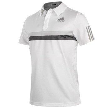 koszulka tenisowa męska ADIDAS BARRICADE POLO / S15685