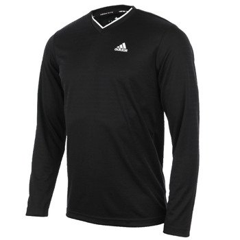 koszulka tenisowa męska ADIDAS TENNIS SEQUENTIALS LONG SLEEVE TEE / F96536