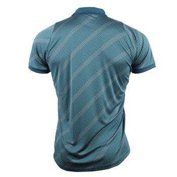 koszulka tenisowa męska ASICS CLUB GRAPHIC SHORT SLEEVE POLO / 130237-0179