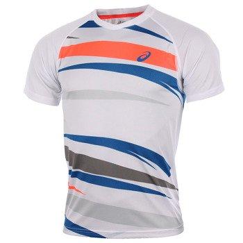 koszulka tenisowa męska ASICS GRAPHIC TOP
