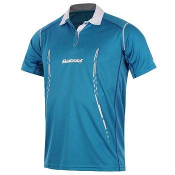 koszulka tenisowa męska BABOLAT POLO MATCH PERFORMANCE / 40S1406-136