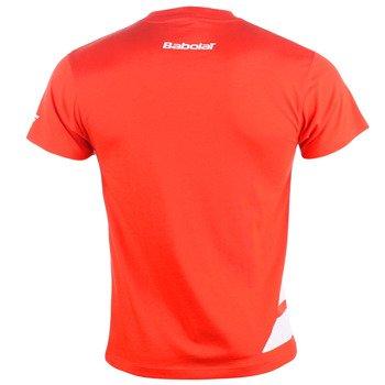 koszulka tenisowa męska BABOLAT T-SHIRT TRAINING MEN / 40F1482-110