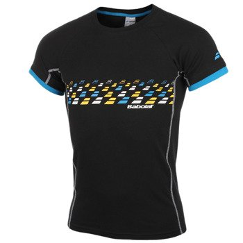 koszulka tenisowa męska BABOLAT TEE-SHIRT TRAINING ESSENTIAL / 40F1489-105