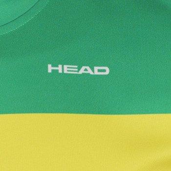 koszulka tenisowa męska HEAD DIVE T-SHIRT / 811144 GEWH
