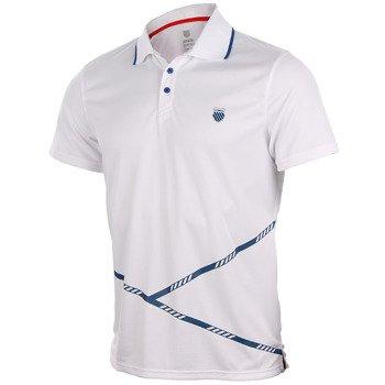 koszulka tenisowa męska K-SWISS GAME II POLO / 101237-163