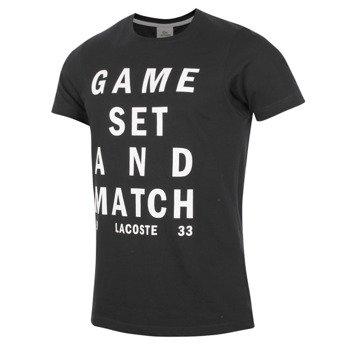 koszulka tenisowa męska LACOSTE T-SHIRT TECHNICAL JERSEY / TH8306 258
