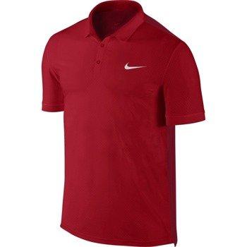 koszulka tenisowa męska NIKE ADVANTAGE BREATHE / 685221-657