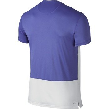 koszulka tenisowa męska NIKE CHALLENGER CREW / 648240-518