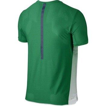 koszulka tenisowa męska NIKE CHALLENGER CREW / 728953-319