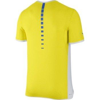 koszulka tenisowa męska NIKE CHALLENGER PREMIER RAFA CREW Australian Open 2016 / 728956-741