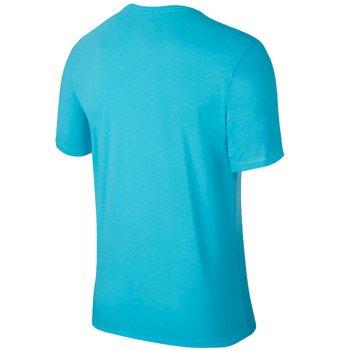 koszulka tenisowa męska NIKE CONTENDER GRAPHIC 1 TEE / 646563-401