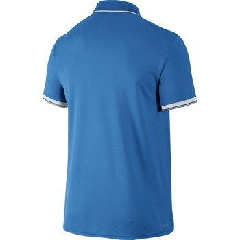 koszulka tenisowa męska NIKE COURT POLO / 644776-406