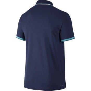 koszulka tenisowa męska NIKE COURT POLO / 644776-413
