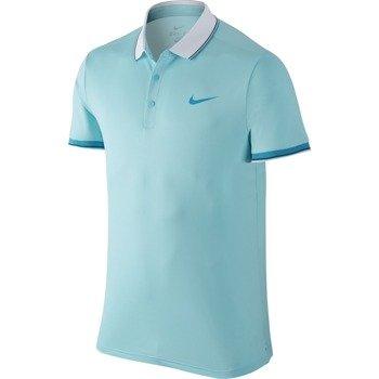 koszulka tenisowa męska NIKE COURT POLO / 644776-437