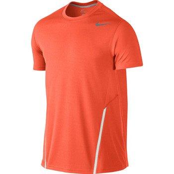 koszulka tenisowa męska NIKE POWER UV CREW / 523217-847