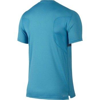 koszulka tenisowa męska NIKE PRACTICE CREW / 685319-407