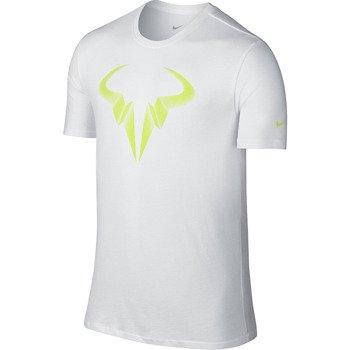 koszulka tenisowa męska NIKE RAFA ICON TEE / 698234-100