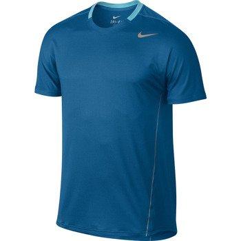 """koszulka tenisowa męska NIKE RAFA PREMIER RAFA CREW Rafael Nadal """"European Clay Court"""""""