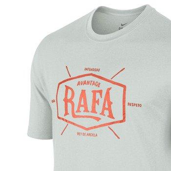 koszulka tenisowa męska NIKE RAFA TEE Rafael Nadal / 596201-046