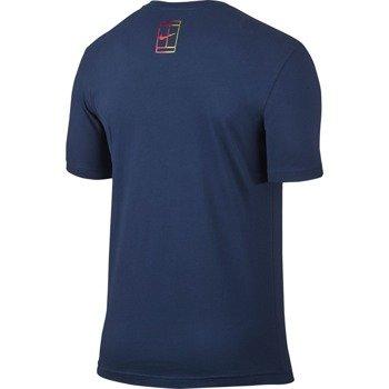 koszulka tenisowa męska NIKE RF STEALTH T-SHIRT / 803882-423