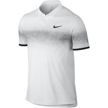 koszulka tenisowa męska NIKE ROGER FEDERER ADVANTAGE POLO PREMIER / 801696-101