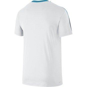koszulka tenisowa męska NIKE TEAM COURT CREW / 644784-105