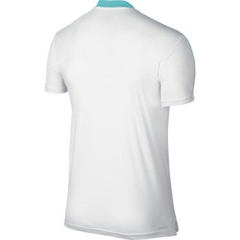 koszulka tenisowa męska NIKE TEAM COURT CREW / 644784-107