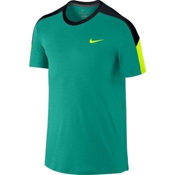 koszulka tenisowa męska NIKE TEAM COURT CREW / 644784-351