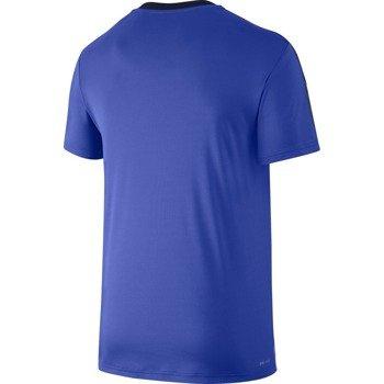 koszulka tenisowa męska NIKE TEAM COURT CREW / 644784-480