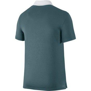 koszulka tenisowa męska NIKE TEAM COURT POLO / 644788-307