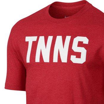 koszulka tenisowa męska NIKE TNNS TEE / 611793-660