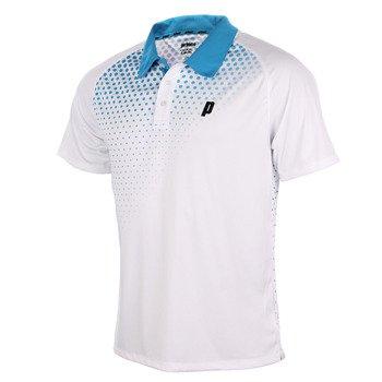 koszulka tenisowa męska PRINCE GRAPHIC POLO / 3M101-179