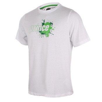 koszulka tenisowa męska PRINCE SPLATTER TEE