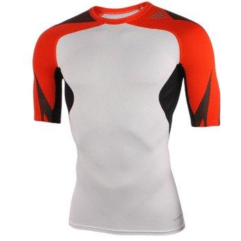 koszulka termoaktywna męska ADIDAS TECHFIT COOL GRAPHIC SHORTSLEEVE TEE / M60518
