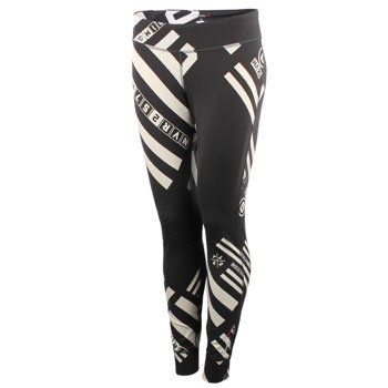 legginsy damskie REEBOK ONE SERIES NYLUX TIGHT / AJ0684
