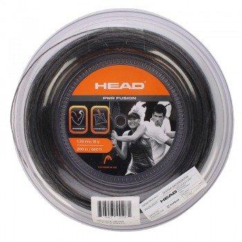 naciąg tenisowy HEAD 200M PWR FUSION SET / 281112-LBCK
