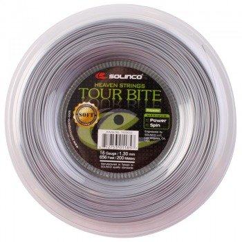 naciąg tenisowy SOLINCO HEAVEN STRINGS TOUR BITE SOFT 200m